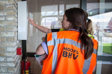 Ontruimingsoefening - Ploegleider BHV