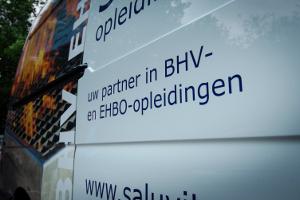 Saluvit - Uw partner in BHV- en EHBO-opleidingen